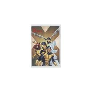 2009 X Men Archives Cover Gallery (Trading Card) #CA7   X
