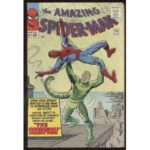 Amazing Spide Man, v1 #20. Jan 1965 [Comic Book] Marvel