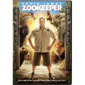 Zookeeper Kevin James, Rosario Dawson, Adam Sandler