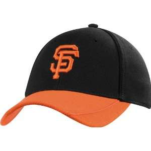MLB New Era San Francisco Giants Authentic Youth Batting
