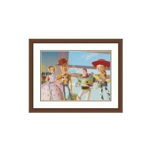 Disney Framed Art A Happy Ending . . . Children Kids: Home