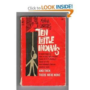 Ten Little Indians Agatha Christie Books