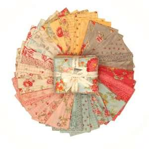 Moda Oasis Fat Quarter Assortment By The Each 3_sisters