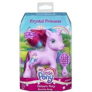 My Little Pony Crystal Princess Unicorn Pony Sunrise Song