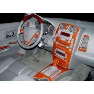 CADILLAC CTS Wood Dash Kit 2004 2005: Automotive