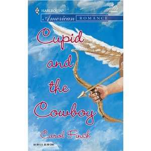 Cupid And The Cowboy (Harlequin American Romance