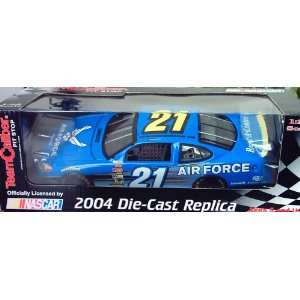 Team Caliber, Pit Stop Air Force 21 2004 Die Cast replica  Toys