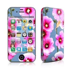 Tasty Pink Bits Design Protective Skin Decal Sticker for Apple iPhone