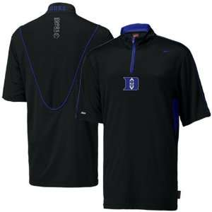 Nike Duke Blue Devils Black Shooting Shirt Sports