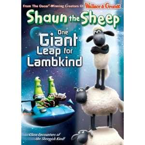 Shaun the Sheep One Giant Leap for Lambkind John Sparkes