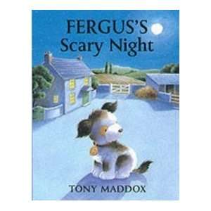 Scary Night Tony Maddox Toys & Games