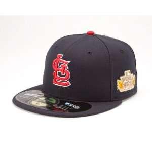 St. Louis Cardinals New Era Navy Official 2011 World Series 59FIFTY On