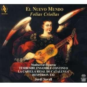 El Nuevo Mundo Folias Criollas [Hybrid SACD   DSD, Import]