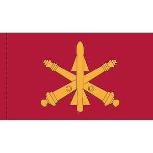 Air Defense Artillery Flag 3 ft. x 5 ft. Indoor Patio