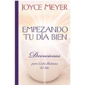 Bien: Devociones para Cada Mañana del Año: Joyce Meyer: Books