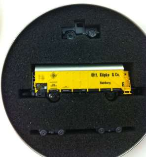82551 Marklin Z Scale Train Set Freight Car NEW
