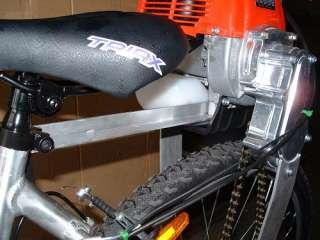 31cc 4 Stroke Motorised Bicycle Motorized Push Bike Petrol Engine Kits