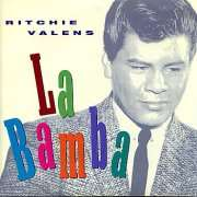 RITCHIE VALENS La Bamba (1987 UK 2 track 7 vinyl single, also