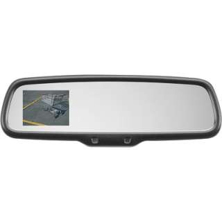 Auto Dimming Rear View Mirror with Built In Monitor, Model# 50 GENK242