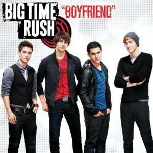 Boyfriend Big Time Rush Music