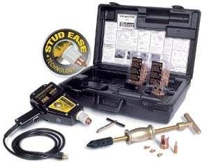 Autoshot 9000 Deluxe Stud Welder   Dent Puller Kit