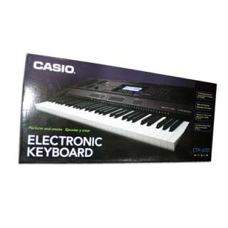 Casio CTK 6000 Electronic Keyboard   Brand New Factory Sealed