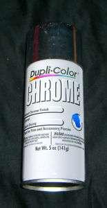 Dupli Color INSTANT CHROME DS025 AUTO CAR SPRAY PAINT $