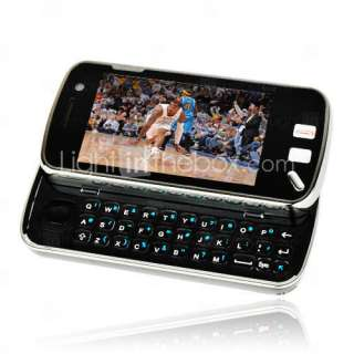 Camera Touch Screen TV Slide Cell Phone Black Original Price $152.99