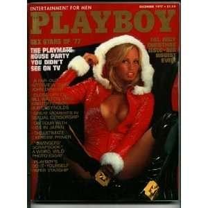John Denver, KISS, Ashley Cox: Playboy Magazine: Everything Else