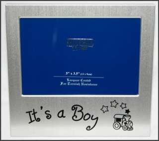 Its a Boy picture/photo frame Birth newborn gift 5
