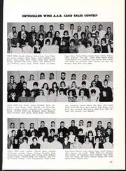 West High School   Cat Log Yearbook (Bremerton, WA) Collection, 1965