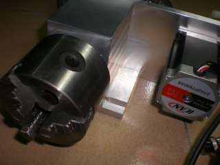 CNC 4th Axis CNC Router Rotational Claw 4 axis Engraving Machine DIY