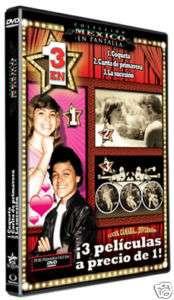 COQUETA (1983) 3 EN 1 LUCERO PEDRITO FERNANDEZ NEW DVD