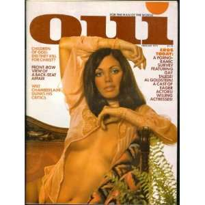 Oui Magazine February 1975: Hugh Hefner:  Books