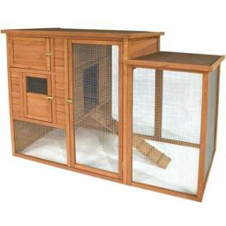 Home Bird Chicken Coops WARE Premium + Chick N Villa Chicken Coop