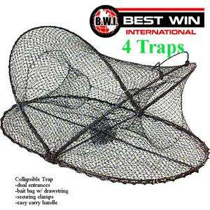 Lobster/Crab/Crawdad/Shrimp Trap 33Lx20Wx12H,NEW!