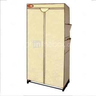 Dageda bens móveis não wardrobe do armazenamento de tecido (jaju009