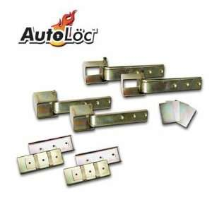 2 DOOR SUICIDE DOOR HIDDEN HINGE DOOR KIT: Automotive