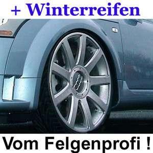 MAM 6 S Line 16 +205/55 Winterräder Winterradsatz Audi