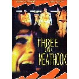 Three On A Meathook de William Girdler en DVD Zone 1   Achat et vente
