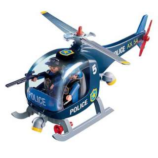 PLAYMOBIL Police 5844 Swat Super Set