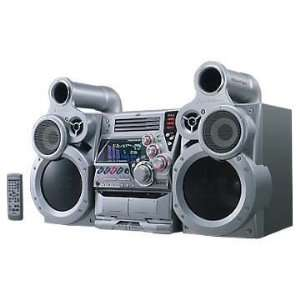 JVC MX GT 91 R Home Audio System: .co.uk: Electronics