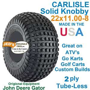 .00 8 22x11 8 22/11 8 Honda 3 Wheeler ATV TIRE 033259370501