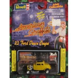 American Graffiti 32 Ford Deuce Coupe #50 Toys & Games
