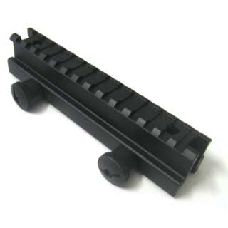 High See Through Scope Mount Base 20mm Weaver Rail NEW Factory Package