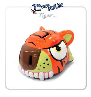 Crazy stuff Tiger Bicycle Bike Childrens Helmet NEW