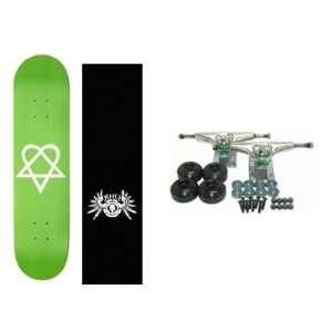 ELEMENT Skateboard BAM MARGERA Grip HEARTAGRAM BB COM G