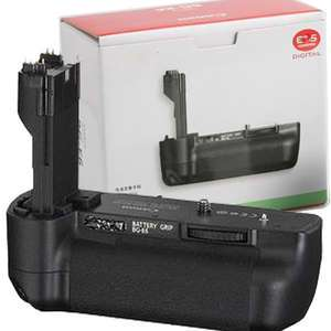 BG E7 Camera Multi Power Battery Pack Grip For Canon EOS 7D EOS7D LP