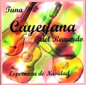 Tuna Cayey Esperanza de Navidad Puerto Rico CD 2007