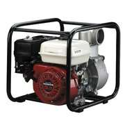 Water Systems 5.5 HP Honda Gasoline Powered Transfer Utility Pump